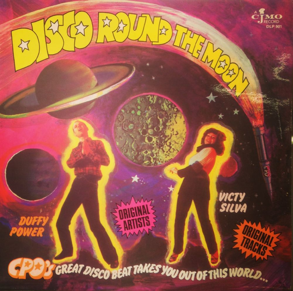 Disco Around the Moon